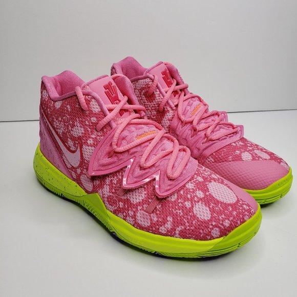 Nike Kyrie 5 Spongebob Patrick Star (PS) Size 1Y